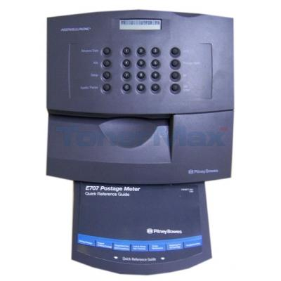 Pitney Bowes E-707